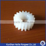 Plastic milling cnc turning parts with lathe machine