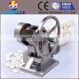 Manual powder press machine, Aluminium alloy material medicine powder press pill machine