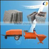 Exported to India cement block machine for road/building construction                                                                         Quality Choice