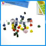 Custom Playing Pieces Meeples, Die and Tokens for Board Games                                                                         Quality Choice