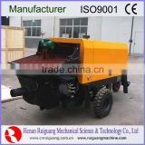 Stationary Portable Small Concrete Pump For Sale
