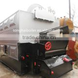 Fully automatic single drum coal fired hot water boiler, heating boiler for hotel,textile