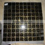 Lantern Stainless Steel Mixed Glass Mosaic