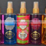 body spray with vitamin E/extra moisturizing formula body spray/long lasting fragrance body mist