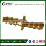 1/4'' Hose barb brass inserts for cpvc fittings