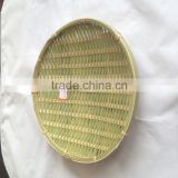 Round Rattan Bamboo Fruit Basket For Kitchen-Ware In Vietnam