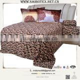 printed design softextile mora blanket spain                                                                         Quality Choice
