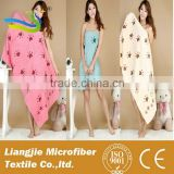 Wholesale absorbent microfiber bath towel textile                                                                         Quality Choice