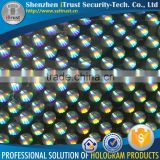BOPP PET custom seamless holographic pattern hologram film for lamination offset                                                                         Quality Choice