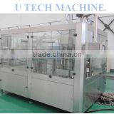Small Carbonated Soft Drink Filling Machine