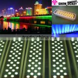 CE indoor RGBAW 90pcs 3w epistar dmx light bar led for stage