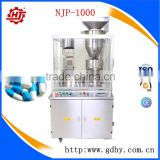 NJP-1000 Full encapsulate capsule filling machine automatic capsule filling machine cocoa powder capsule filling machine