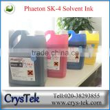 CRYSTEK High quality Fy Union Icontek Phaeton Challenger printer solvent based sk4 inkjet printer ink