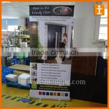 High quality aluminum alloy rollup display stand banner                                                                         Quality Choice