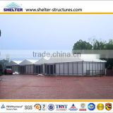 PVC double coated FabricPVC double coated Fabric and >100 Person Tent Type marquee tents                                                                         Quality Choice