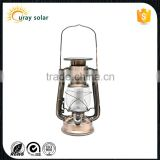 Rechargeable Solar lighting plant outdoor solar LED Camping Lamp hand crank led camping lamp