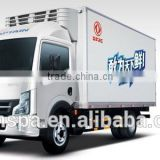 Dongfeng best quality refrigerated cold room van truck