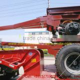 heavy duty military truck Trailer 2 /3/4/5 axle full dolly semi trailer factory price sale Tom:86-15271357675