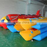 High quality inflatable banana boat inflatable fly fishing tube for sale SP-BN004