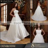 Hot China supplier mermaid trumpet lace corset wedding dresses