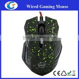 Wired USB Optical Game Mouse/Mice for PC Laptop Desktop Black