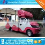 Serving hatch form side mini truck food for wholesale price