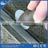 Factory Direct Supply galvanized iron wire Window Screening With High Quality and Cheap Price