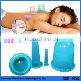 Good Quality Medical Silicone Therapy Vacuum Massage Cupping Cups