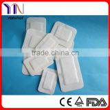 disposable wound adhesive dressing pad