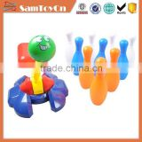 Hot selling bowling ball plastic toys for kids
