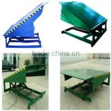 fixed steel loading and unloading ramp