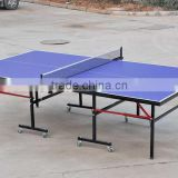 movable outdoor table tennis table