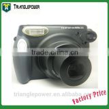 Fujifilm Instax 210 Wide Camera Black Instant Photo Polaroid Film Picture