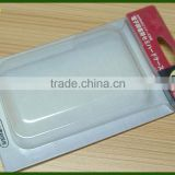 Hot selling Electrical packaging heat sealed blister clamshell blister packaging