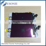 Buying From Manufacturer For Phone 5S complete LCD screen with glass digitizer touch assembly
