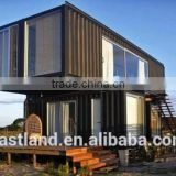 Economical house prefabricated steel structure house prefabricated luxury containervilla