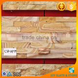 Natural brick panels stone fireplace designs exterior stone cladding