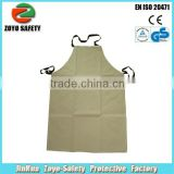 professiona pvc leather welding apron