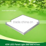 40 Watt Smd2835 600x600 mm Led Ceiling Panel Light Long Lifespan With Aluminum or White Color Shell
