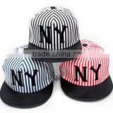 Unisex 2016 Fashion Embroidery Snapback Boy Hiphop Hat Adjustable Baseball Cap