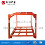 Warehouse pallet rack high loading capacity pallet storage system selective type rack pallet