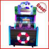 coin operated indoor amusement game redemption ticket game machine Protect Submarine water gun shooting game machine