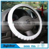 Universal Soft Silicone Car Steering Wheel Cover For Audi BMW VW