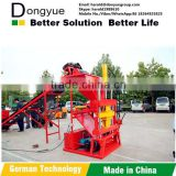 hand press soil brick making machine clay interlocking pavers production price for sale