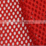 100% polyester double knit bird eye fabric tricot mesh lining for sportswear mesh fabric