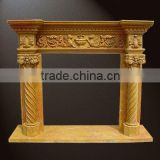 marble fireplace accessory of mantel 470