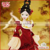 New arrival 2015 high end limitation lady doll toy fashion gift for collection / child love dolls