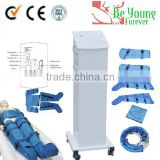 Pressotherapy lymph drainage equipment,air pressure&infrared,body shape machine BS-69