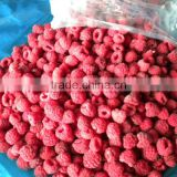 Frozen raspberry whole or crumble