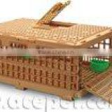 221-L folderable Pigeon supplies, Pigeon Carrier, pigeon coops, pigeon transport cage